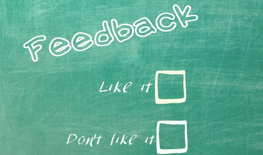 Please let us know how we're doing by completing our survey